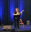 Concert participatif de Marianne James à Musicora 2016